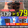 [BODI] 100% authentic Perfect abs exercise BODYTREK /SIXPACK EMS /Use Microcurrent System /