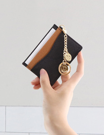 [D.LAB Serendipity] K3 Simple Card Wallet (with 星座 キーリング)