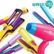 ★Unix takeaway Mini irondryer★Korea/pink iron/Blue iron/Multi iron/Round iron/Wave iron/Pink Dryer/Dryer set