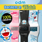 [SUPER HOT CLEARANCE SALE Only at Qoo10!] ODM DORAEMON WATCH 100% ORIGINAL!