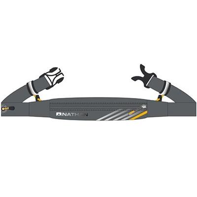 ネイサン(NATHAN) LightSpeed Belt B61368000 CHARCOAL 【ランニング ジョギング アクセサリー かばん ポーチ】の画像
