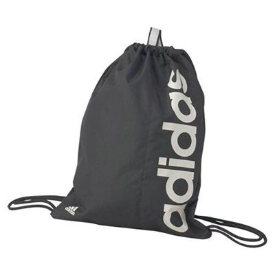アディダス(adidas) リニア PER ジムバッグ MII12 M69581 BLK/PALGRY S 【バッグ 鞄 アクセサリー】の画像