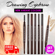 FREE SHIPPING JABODETABEK -GET 3 PCS Drawing Eye Brow NEW
