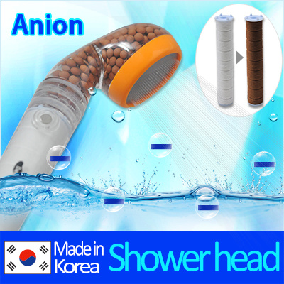 qoo10 dewbell shower head with filter an ceramic balls remove rust residual bedding. Black Bedroom Furniture Sets. Home Design Ideas