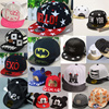 明星同款 EXO BIGBANG STAR 韩国子供服 キッズ帽子 子供 帽子 キャップ CAP 帽子 ミリタリー ワークキャップ ブラック 子供 帽子 帽子 男の子 ヒップホップ ダンス 衣装 ウェア 子供サイズ 野球帽