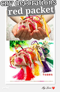 New arrival Buy 5 get 1 free ! CNY red packets decorations 恭喜发财 。pineapple lantetn . Hong bao