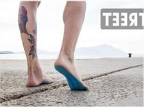 【送料無料】アメリカの人気の中敷 靴の敷き 中敷 軽量 軽いビーチ用 男女兼用 水陸両用 川遊び 岩場 ビーチ 持ち運びが便利シンプル 衝撃吸収 足裏の痛み軽減 安全靴 足を保護  日焼け対策