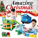 christmas special!!!   Bing-gle Bing-gle Tayo Parking Play Set/The Little Bus Tayo School Play Set/Bing-gle Bing-gle Tayo Track P