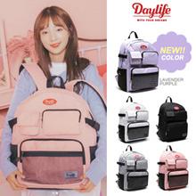★大人気!!★[Day Life] Multi Pocket Backpack デーライフマルチポケットバックパック ♬ 韓国有名ブランド(^.^) 6色♥