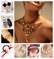★Fashion Accessories★ From $0.9! Hair Accessories/Hair band  /Hair clips/Earrings/Ear stud/Necklace/Bracelet/Bangle/Ring