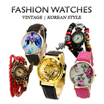 [SALE] Korean Style Vintage Watch/Leather Watch/Fashion Watch/Men Watch/Women Watch/Watch/Watches