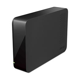 ◇ 【3TB】 BUFFALO バッファロー USB3.0 外付けハードディスク 防振設計 ファンレス設計 ブラック HD-LC3.0U3-BK ◆宅