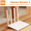 ☆☆LOCAL SELLER☆☆[Xiaomi Router 3] Supor Mini Fastest speed - MT7620A 128MB Flash original xiaomi mi router 3 Dual band 4 antenna 5GHz 1167Mbps WiFi 802.11ac b/g/n APP ControL [EXPORT SET]