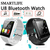 [FREE Delivery] U8 smart Bluetooth Touch Screen Smart Watch compatible for ANDROID Phone