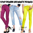 [HOT ITEMS] 1969 SKINNY LEGGINGS | SKINNY JEANS | 10 COLORS AVAILABLE | PANTS | TROUSERS | BOTTOM | GP | NEW ARRIVAL | 100% AUTHENTIC