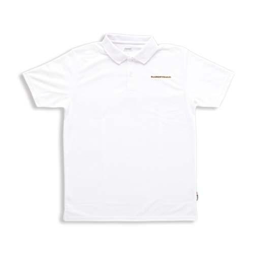 【クリックで詳細表示】バイク(BIKE) ポロシャツ BK4204 001 ホワイト 【バスケットボール ウェア 練習着】