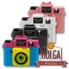 【Instagram用の写真に最適!】トイデジ HOLGA DIGITAL ホルガ デジタル【送料無料】トイカメラ デジタルカメラ Wi-fi SD対応 トンネル効果