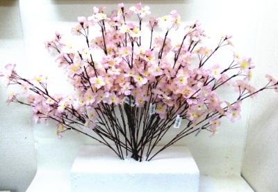 ●代引き不可送料無料桜 さくら 造花 24本セットの画像
