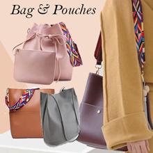[MANY DESIGN]★★Korea Trendy Bucket Bag Premium Leather