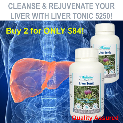 Qoo10 - Liver Detox with GET Effective Liver Tonic! Rectify alcohol ...