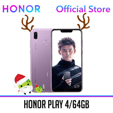 HONOR PLAY (4GB+64GB) / 12 MONTHS LOCAL MANUFACTURER WARRANTY