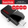 サンディスク ウルトラ デュアル SanDisk Ultra dual 16GB / 32GB / 64GB / 128GB USB 3.0 OTG Flash Drive with micro USB connector For Android Devices