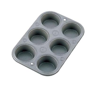 フッ素樹脂ベイクウェアーマフィンパンケーキ型
