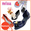 CNY SALE★Restock★[Melissa]♥[MINI MELISSA]♥CNY SUPER SALE♥Only today Lowest Price★100% Original  Melissa Sweet Queen Spacelove Ultragirl harmonic bow ! melissa/melissa shoes/sandle