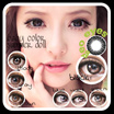 Softlens Baby Color Summer Doll Series *Makes your eyes like a dolly eyes in the summer*