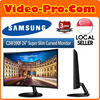 Samsung C24F390FHEX 23.5-Inch FHD VA Curved FreeSync LCD LED Monitor 36 Months Warranty / Local Stocks Local Dealer!