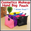 ★ SG Seller ★ Cosmetics Pouch Make Up Bags Makeup Cases Water Proof Travel Organizers Fashion Women Storage Korean Wallets Toiletries Accessories