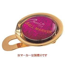 【クリックでお店のこの商品のページへ】HATACHI(ハタチ)マーカーホルダー(クリップタイプ)BH7180 【グラウンドゴルフ】