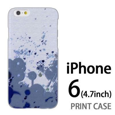 iPhone6 (4.7インチ) 用『No3 キャンバス グリーン』特殊印刷ケース【 iphone6 iphone アイフォン アイフォン6 au docomo softbank Apple ケース プリント カバー スマホケース スマホカバー 】の画像