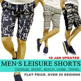 ★18/JAN updated★SG Seller ready stocks/short/men cargo shorts/ comfort wear/leisure/home/beach/casual