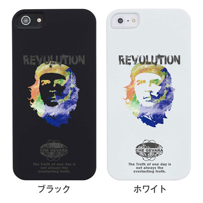 【iPhone5S】【iPhone5】【チェゲバラ】【iPhone5ケース】【カバー】【スマホケース】【ゲバラ】 ip5-bs058の画像