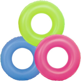 ベストウェイ(Bestway) カラー浮き輪91cm #36077 アソート 【海 プール 川遊び レジャー 旅行】