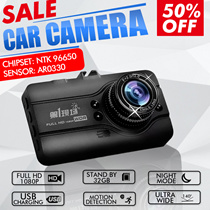 ◎Mini Car Driving Camera Full HD 1080p Parking Recorder Video  Camcorder Night Vision☆AX004 170°1080P FHD Car Camera DVR☆Premium Quanlity☆1080P FullHD☆LOCAL WARRANTY