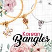 【GREAT DEAL】❅ OPEN BANGLE ❅ CUFF BANGLE ❅ CHARM BRACELET ♡ KOREAN FASHION ACCESSORIES / JEWELRY