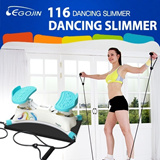 116 Dancing Jumping Twist stepper + lope/Korea Hit Air Stair Climber Machine/Home Fitness Exercise