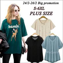 【2.24】plus size dresses/Loose tops/Halter top chiffon/Short sleeve vest/Summer/XXXXXXL