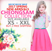 [CHEONGSAM COLLECTION]/DRESS /XS-XXL /PLUS SIZES DRESSES/PREMIUM / COTTON PRINTED/ CNY/ WEDDING