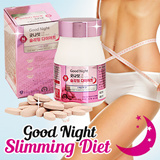 [Good Night Slimming Diet] Easy and Powerful slimming diet/l carnitine/Garcinia Cambogia