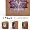 掛け時計 ヤマト工芸 HANA S -wall & desk clock- ハナS