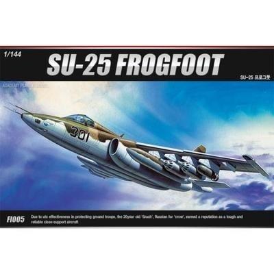 【クリックで詳細表示】[Academy] アカデミー プラモデル 12613 1/144 SU-25 Flogfoot 3000 / 送料無料