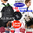 authentic anello distributor buy2freeship original anello Japan hot selling backpack lady students