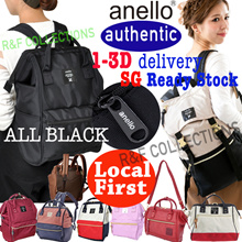 SG local 100%authentic anello buy2freeship original anello backpack  shoulder bag tote bag sing bag