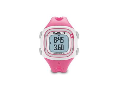 【送料無料】GARMIN ガーミン ForeAthlete10J Pink フォアアスリート10J ピンク GPSマルチスポーツウォッチ レディス 腕時計【103912】の画像