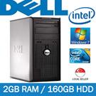 [Refurbished] Dell Optiplex 780 Usff / Computer - Intel core 2  Duo / 2GB / 160GB HDD / Windows 7 home premium / * 1 Month Warranty