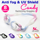 2015 Unisex Candy Anti-UV Anti fog swimming goggles suitable for both kids and adults/ 8 colors available/Diving goggles adjustable length/Men Swimming suit/Men swimwear/100SGD free shipping