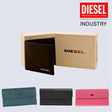 [DIESEL]Card case Women wallet Clearance sale 100% authentic Local free shipping